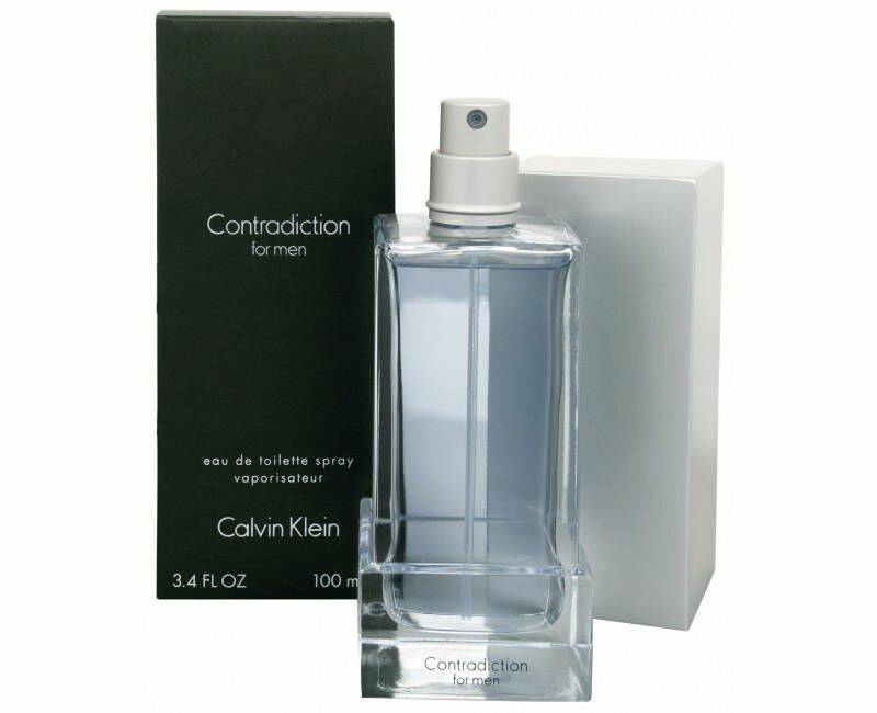 Calvin Klein Contradiction For Men Edt Spray 100ml