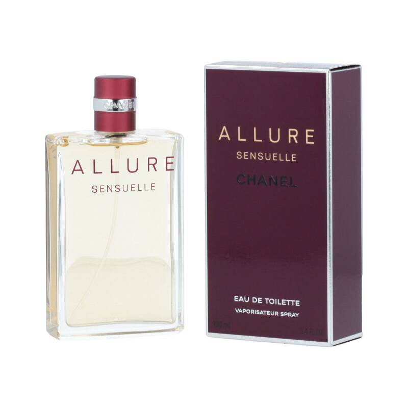 CHANEL ALLURE SENSUELLE EDT Dames