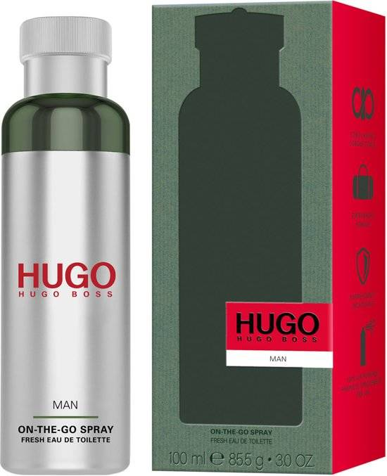 HUGO BOSS HUGO MAN EDT ON-THE-GO SPRAY