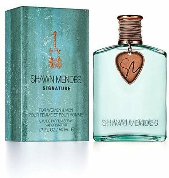 Shawn Mendes Signature 50ml EDP Unisex