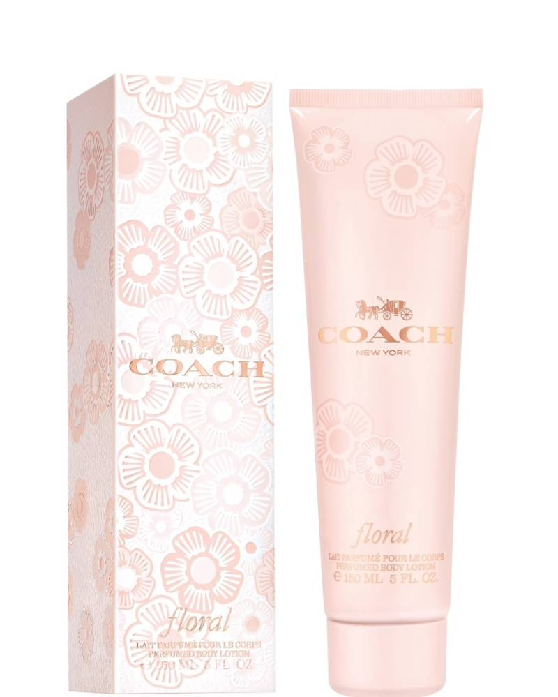 Coach Coach Floral Bodylotion (150ml) voor Vrouwen