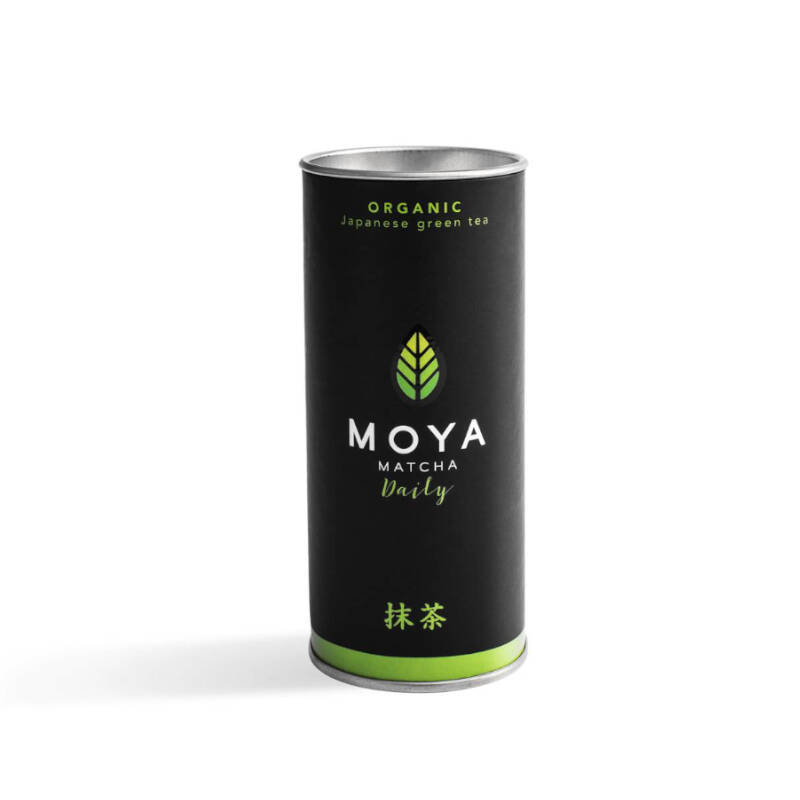MOYA MATCHA DAILY organic green tea