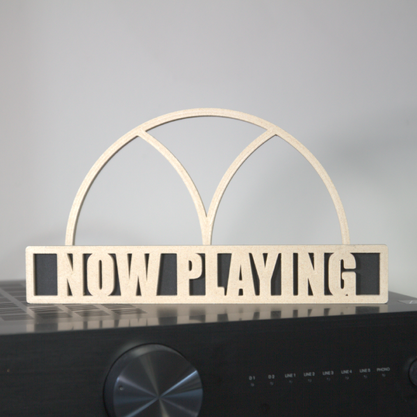 Vinyl Stand - Now Playing