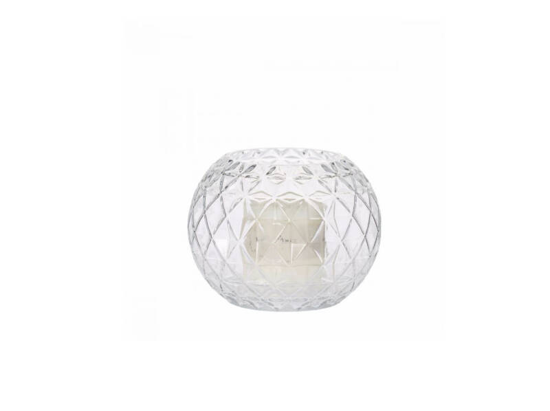 VOTIVE LIGHT CLEAR 15CM