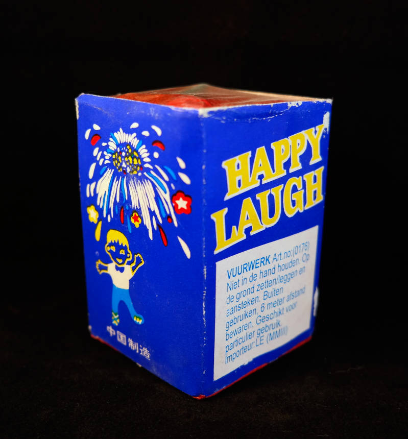 Happy Laugh. Lesli Vuurwerk 2003.