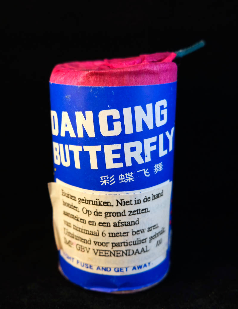 Dancing Butterfly. GBV Veenendaal 2000.