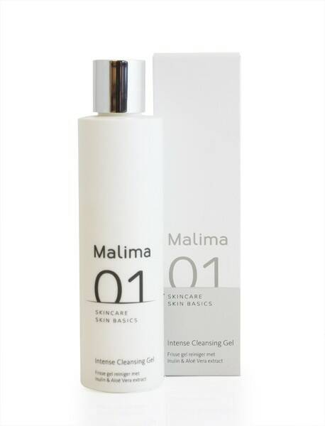 Malima 01 intense cleansing gel (200ml)