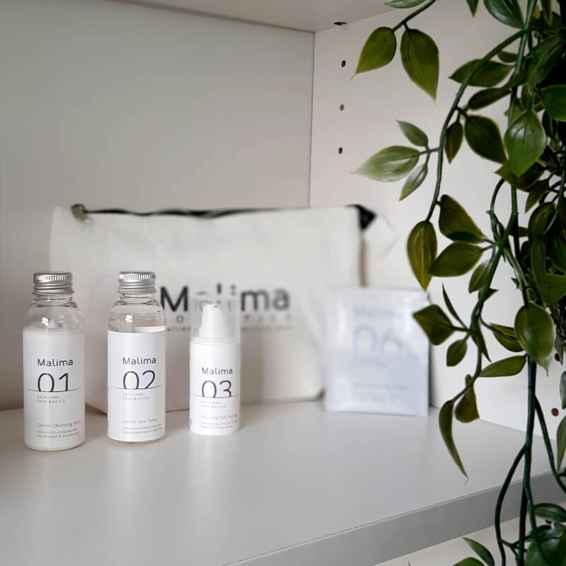 Malima home treatment set