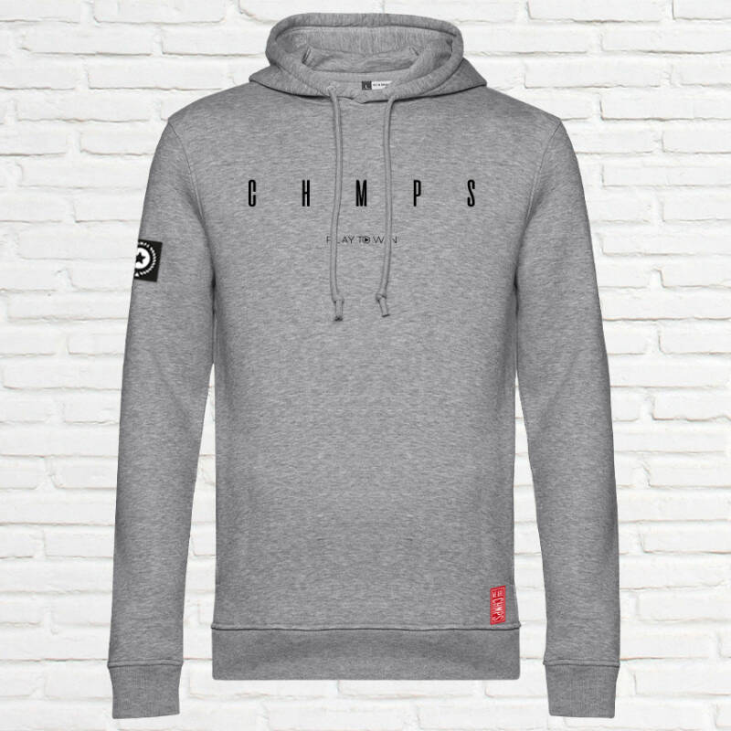 Wide Space Hoodie Grey