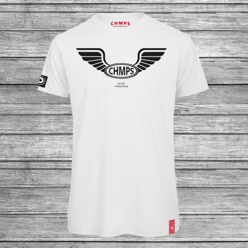 Free Wings T-shirt White