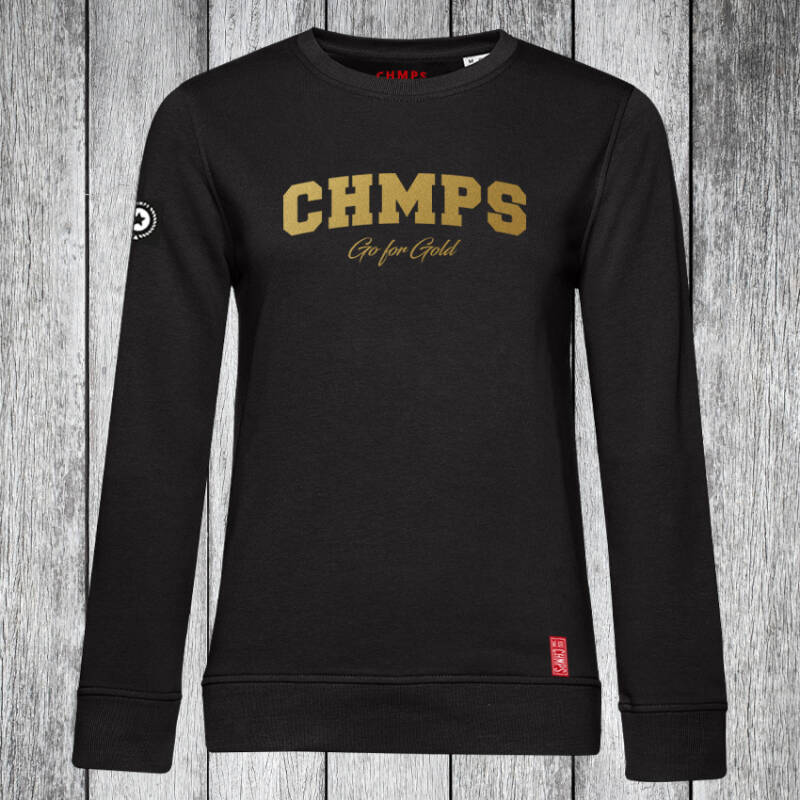Golden College Dames Sweatshirt