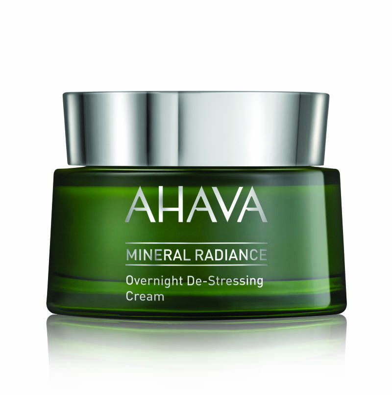 MINERAL RADIANCE - Overnight De-Stressing Cream