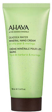 Mineral Hand Cream - PRICKLY PEAR & MORINGA