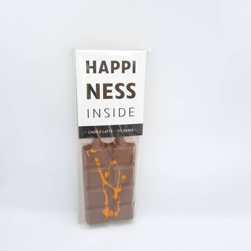Happiness inside - Choco Latte to share
