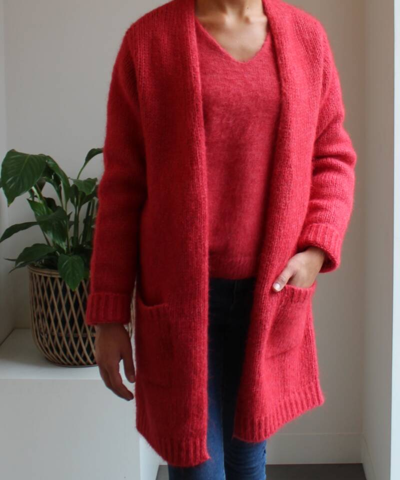 SCAPA FLOW PULL ISOLDE NEW RED