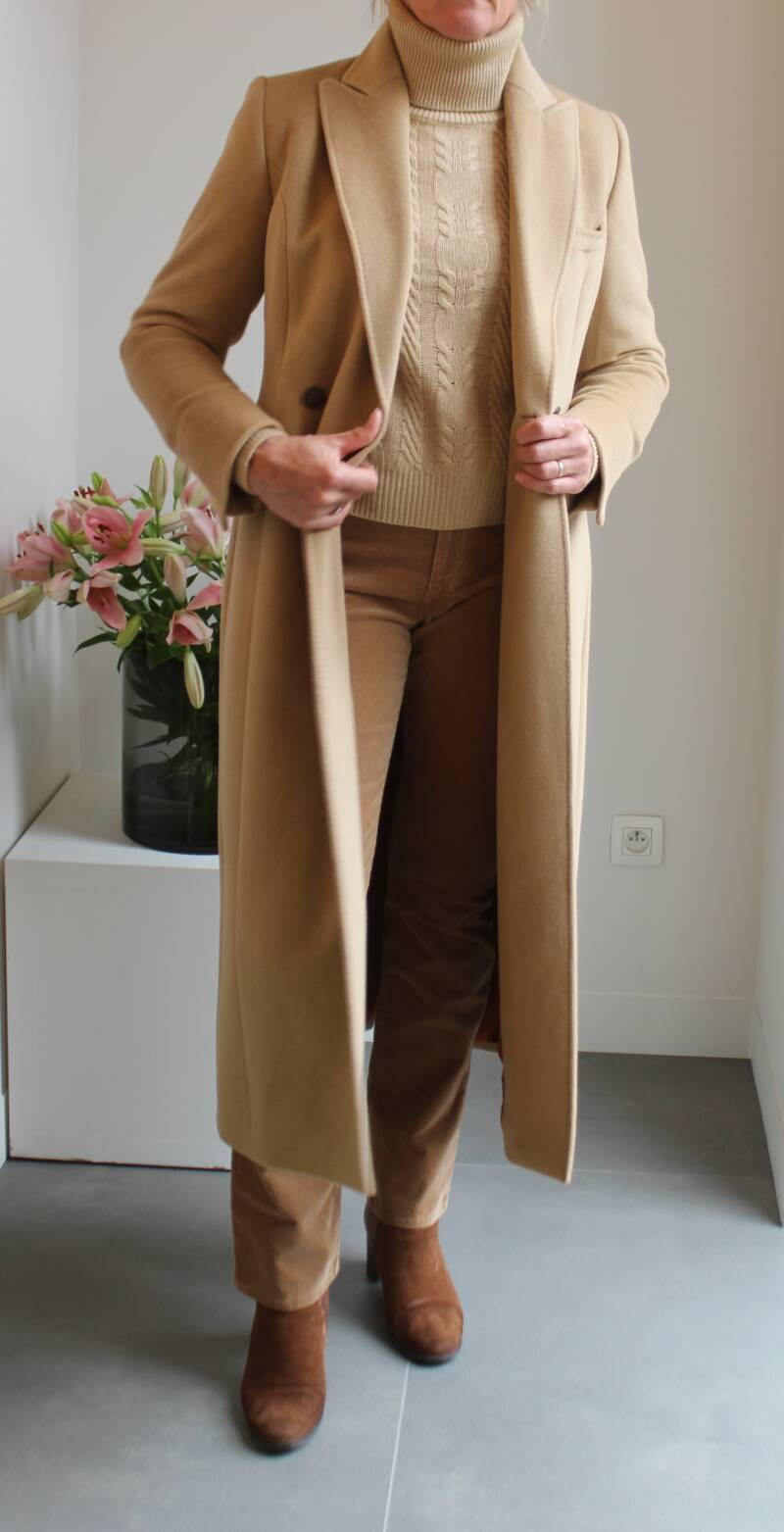 SCAPA PULL DALSTON CAMEL (ook in grijs)