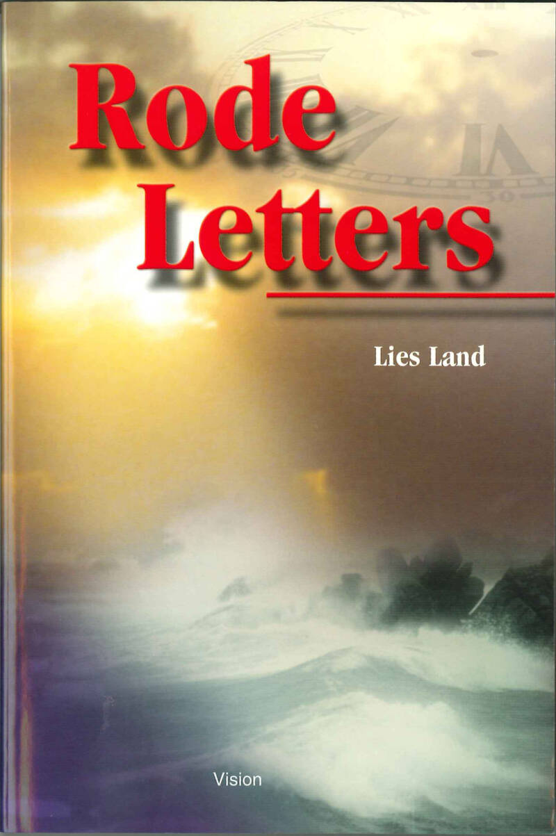Rode Letters  -  Lies Land