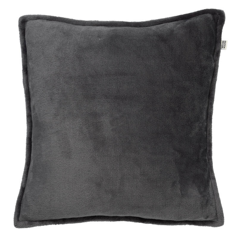 Kussen Cilly 45x45 cm Charcoal Grey