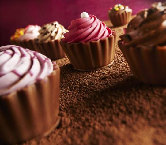 Luxe Bonbons   Cupcakes