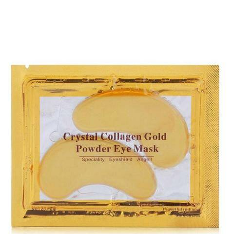 Eye Pads Gold