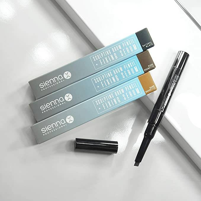 Sculpting Brow Pencil + Fixing Serum
