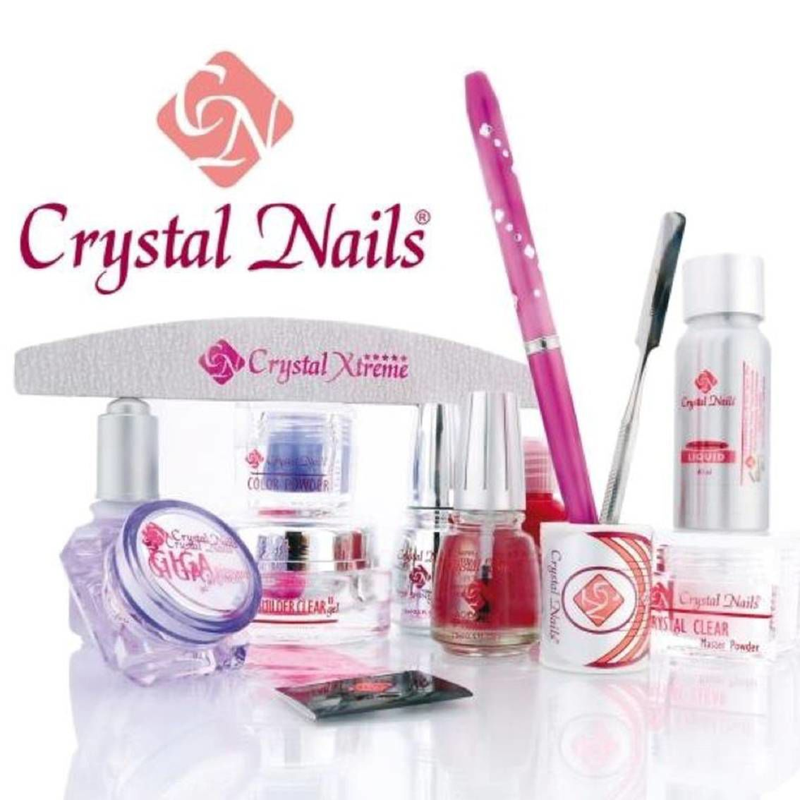 Crystal Gel Nail Video: Crystal Nails Allround Opleiding Nagelstyliste Bij