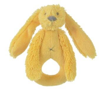 Yellow Rabbit Richie Rattle