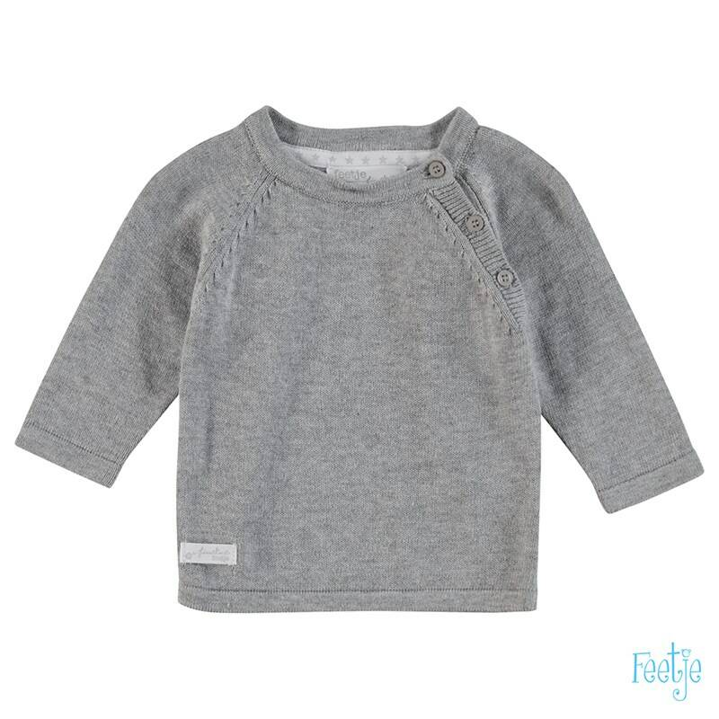 Feetje Sweater raglan - First Knit