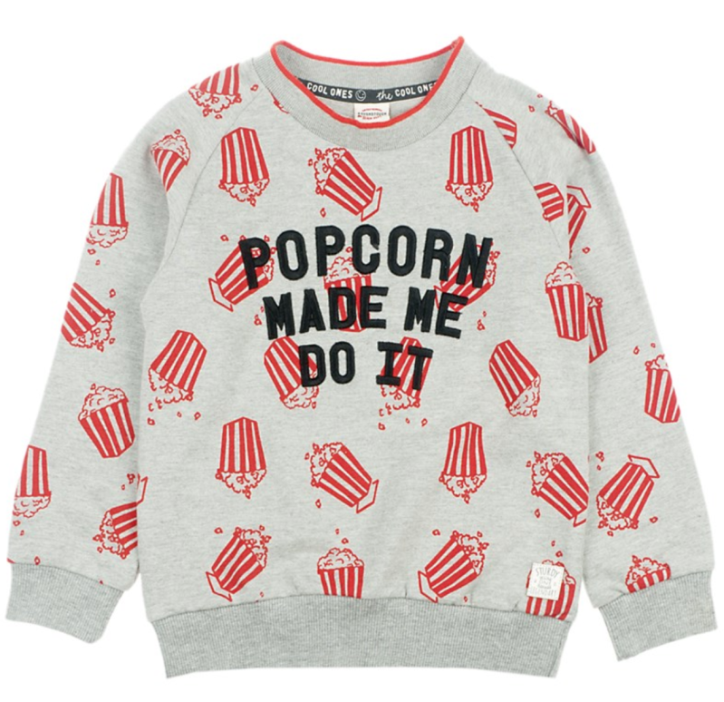 Sturdy Sweater Popcorn - Popcorn Power