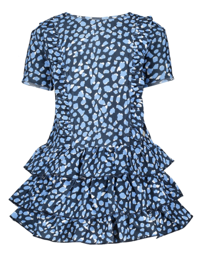 "Le Chic Dress ""Animal Dots"""