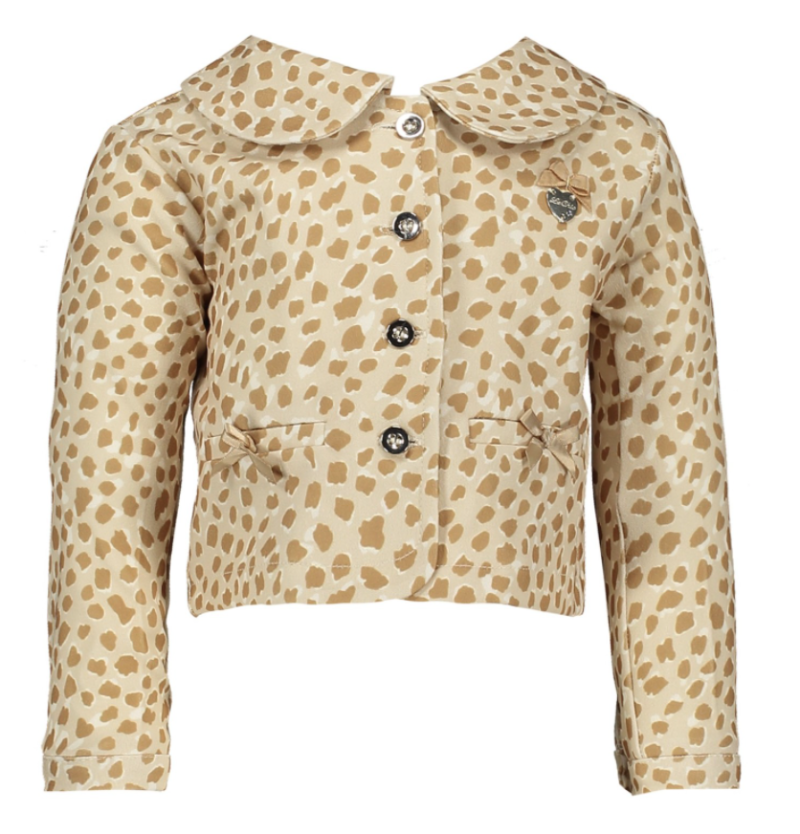 "Le Chic Indoor Jacket ""Animal Dots"""