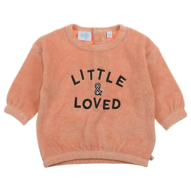Feetje Sweater - Little and Loved