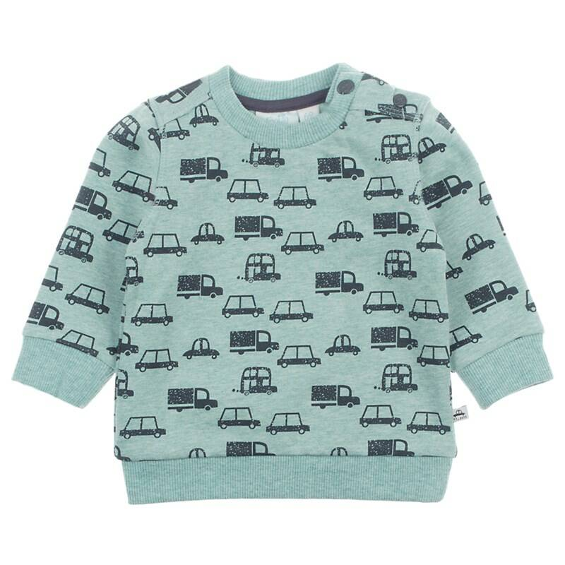 Feetje Sweater - Cars