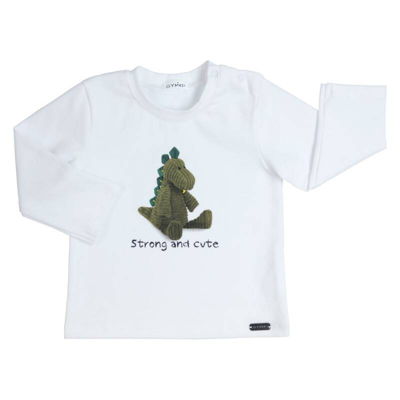Gymp T-shirt STRONG AND CUTE