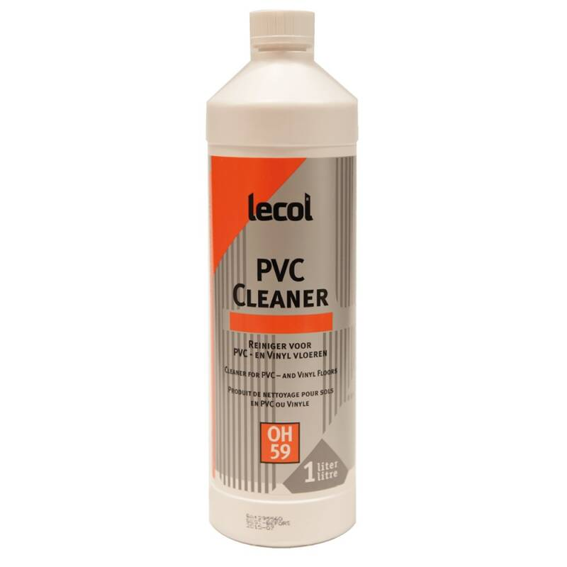 Lecol OH 59 PVC cleaner