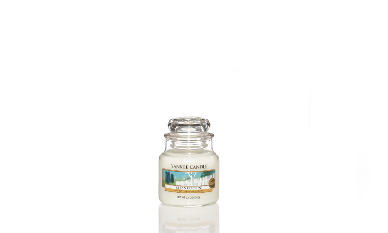 YC Clean Cotton Small Jar