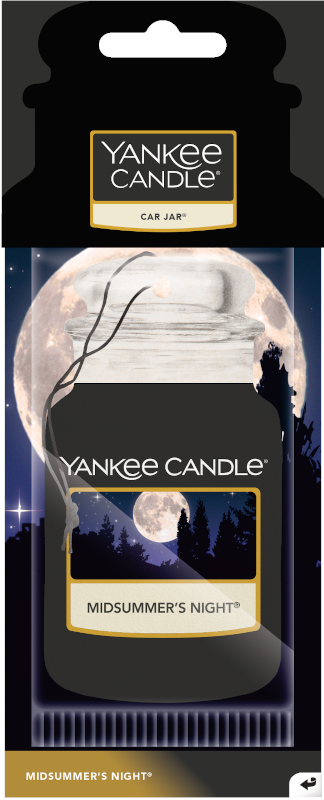Yankee Candle MidSummer's Night Car Jar Air Freshener