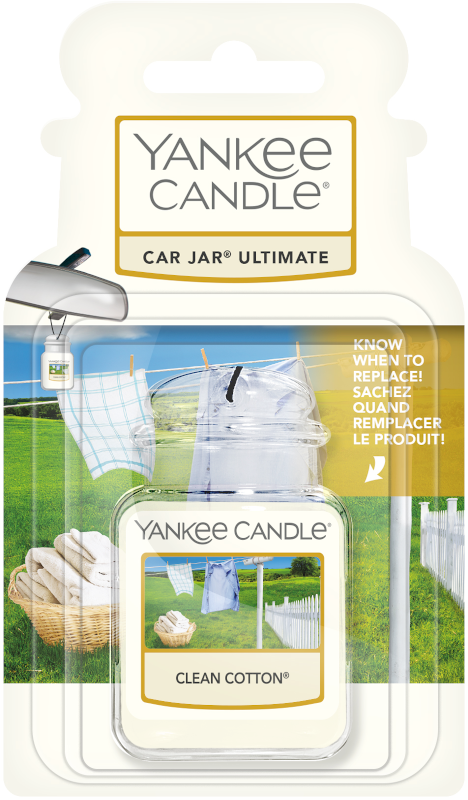 YC Clean Cotton Car Jar Ultimate