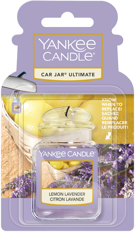 YC Dried Lavender & Oak Car Jar Ultimate