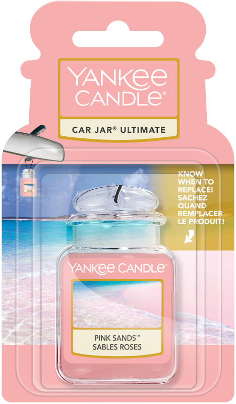 YC Pink Sands Car Jar Ultimate