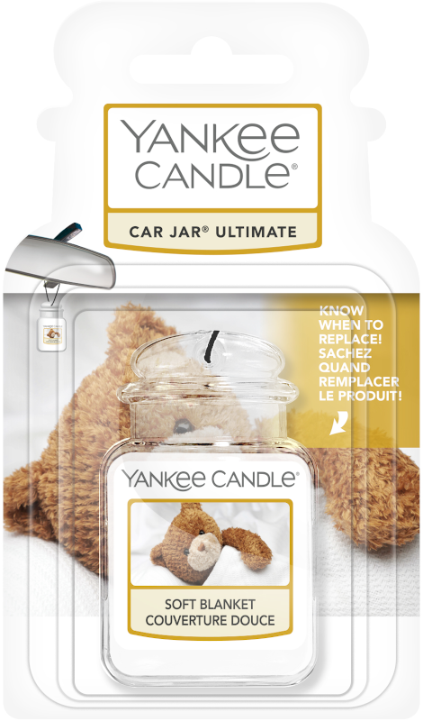 YC Soft Blanket Car Jar Ultimate