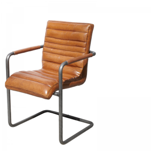 CHICAGO SWING ARMCHAIR BROWN