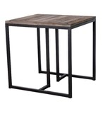 Lifestyle Madrid diningtable 70x80