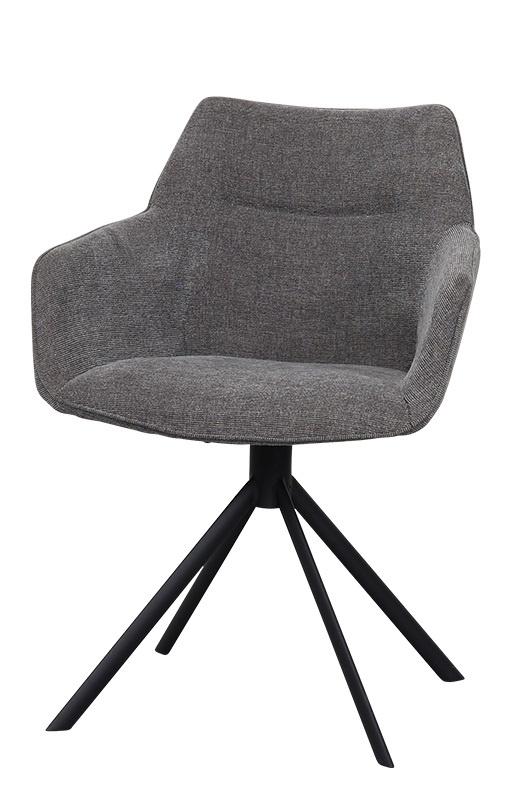 Lifestyle Johnson Rotating chair Grey