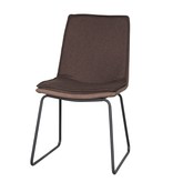 Lifestyle Minneapolis dining chair Dark Brown