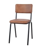 Lifestyle Schoolchair light brown