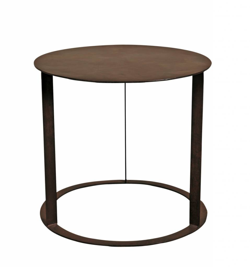 Lifestyle Rusty Coffeetable metal S