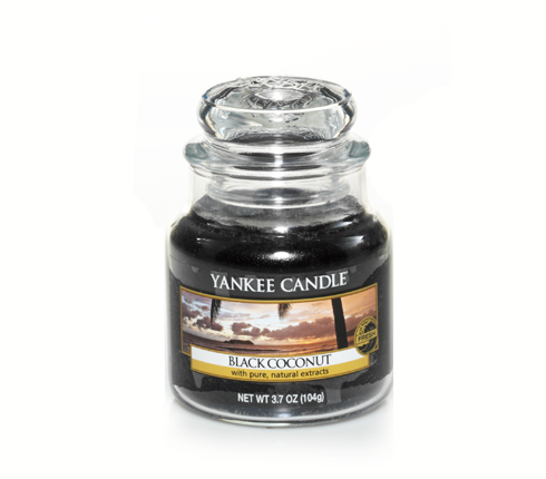 YC Black Coconut Small Jar