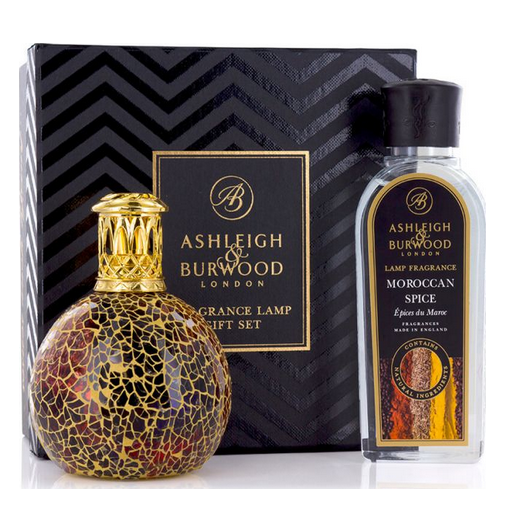 Ashleigh & Burwood Gift set  Golden  Sunset + MOROC SPICE  250 ml