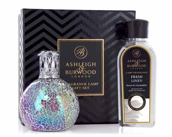 Gift set Geur lamp Ashleigh & Burwood, Fairy Ball & Fresh Linen